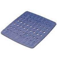 rubbermaid 1291ar bmi sink mat blue mist of 6 shopping more