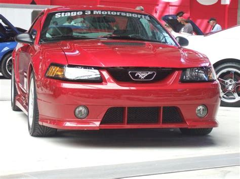 mustang stage  motorsports windshield banner