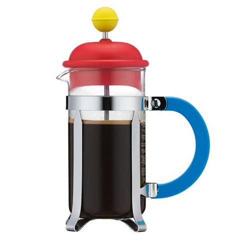 4.0 out of 5 stars 13. Kaffebryggare 3 Koppar, Röd/Gul, Bodum | Kaffebryggare, Produkter, Sake