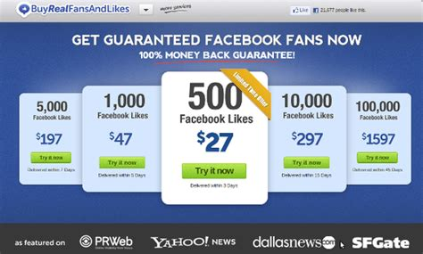 buy facebook fan page followers you can 39 t buy real followers and fans practical ecommerce