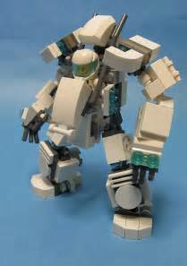 Cool LEGO Mech Suits