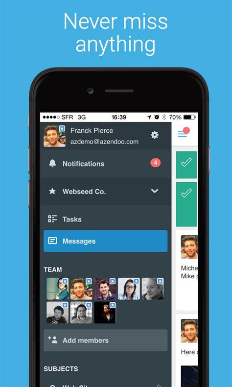 azendoo iphone english evernote app center