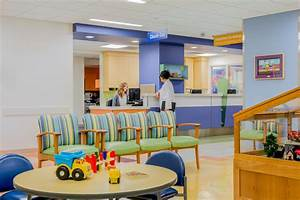 Modern Pediatric Clinic Interior Design | Joy Studio ...