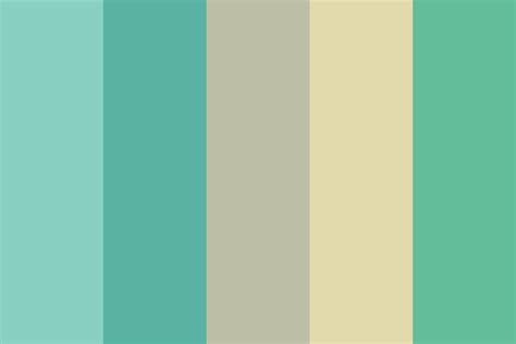 color of wind desert wind color palette