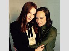 Ellen Page on Ellen Page Pinterest Twitter