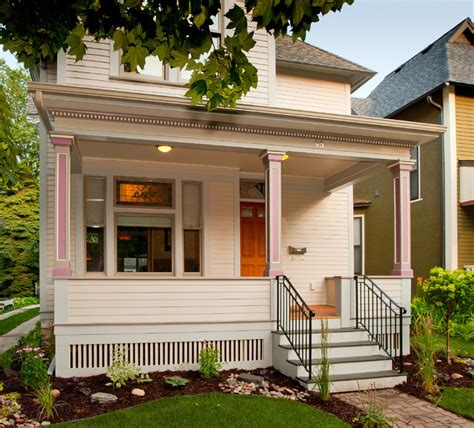 1885 remodel porch minneapolis by building arts sustainable architecture