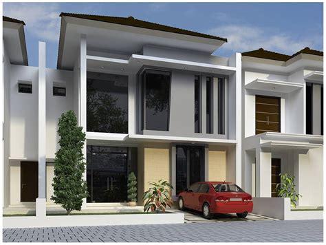 gambar rumah minimalis tampak depan satu lantai