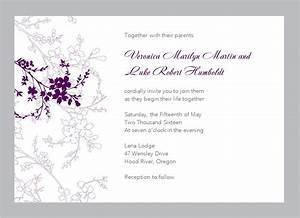 Top compilation of wedding invitation templates free for Wedding invitation video creator free