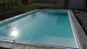 Liner Piscine Prix : liner blanc piscine f vrier le de la piscine jardinier ~ Premium-room.com Idées de Décoration