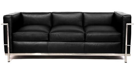 Corbusier Loveseat by Le Corbusier Lc2 Style Sofa