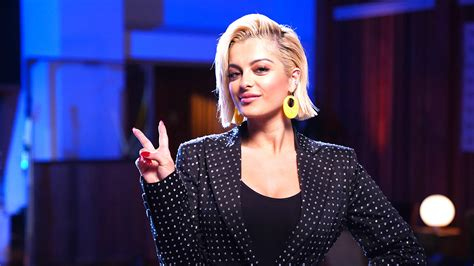 The Voice Stage Come Back Bebe Rexha