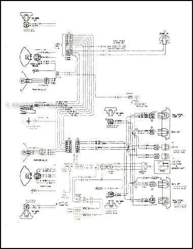 Chevy Impala Caprice Classic Wiring Diagram