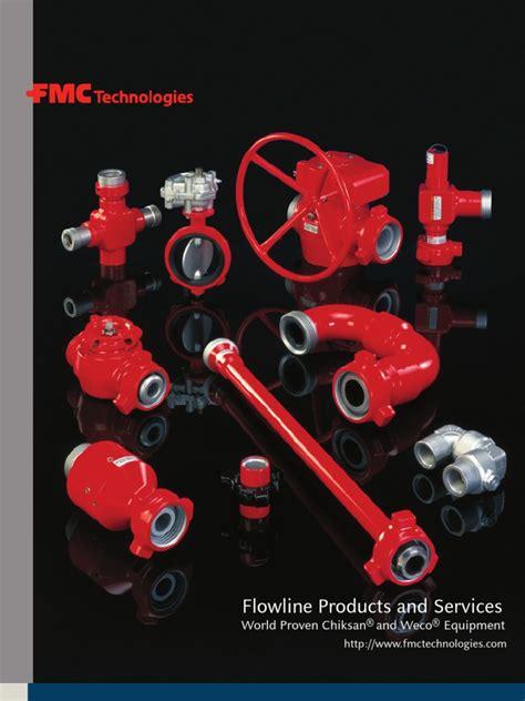 FMC Flowline Product Catalog.pdf   Valve   Pipe (Fluid ...