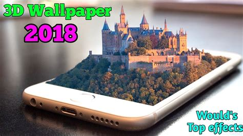 Best 3d Wallpapers For by 3d Parallax Background Best 3d Wallpapers 2018 4k