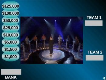 weakest link powerpoint game show template