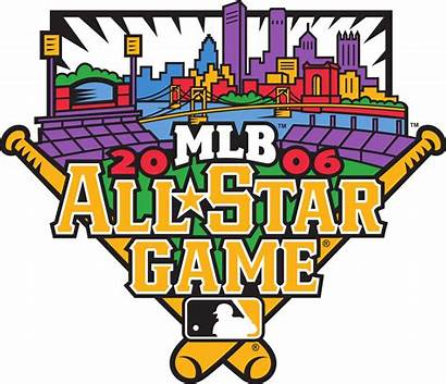 Baseball League Major 2006 Mlb Wikipedia Logos