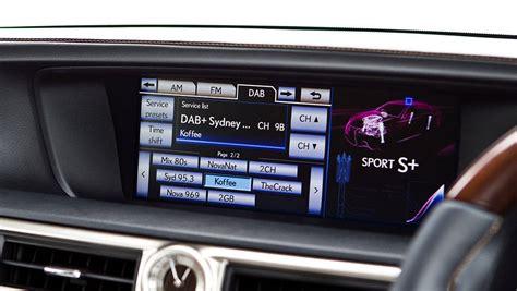 digital radio  dab   cars car