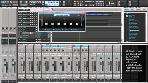 sonar  studio overview advanced  creation