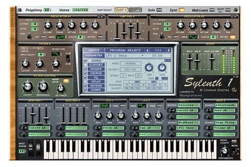 sylenth1 fl studio 11 download