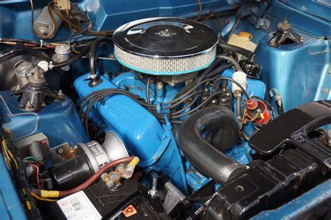 Sold Ford Zc Fairlane Tcode 351 V8 'manual' Sedan