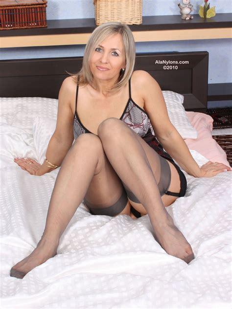 Ala Nylon From Poland Sexy Polish Milf Porn Pictures