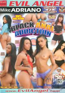 Black Anal Addiction 2012 Adult Dvd Empire