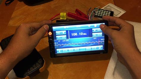 lslya   inexpensive touch screen stereo  model