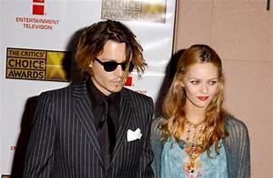 Getting Married: Johnny Depp and Vanessa Paradis on June ...