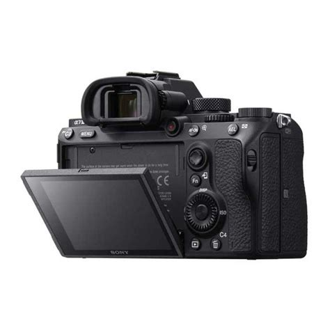 frame mirrorless digital sony alpha a7iii frame mirrorless digital