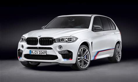 Bmw M Performance Parts For 2015 X5m And X6m