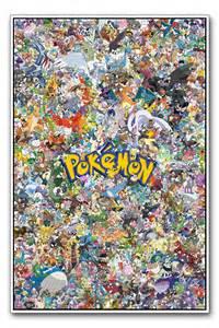 Printable Pokemon Party Games