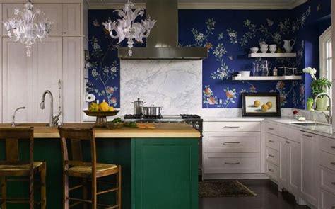 beautiful kitchen decor ideas bringing modern wallpaper