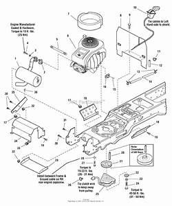 Briggs And Stratton 17 5 Hp Engine Diagram