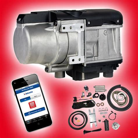 webasto thermo call webasto standheizung thermo top evo 5 diesel thermo