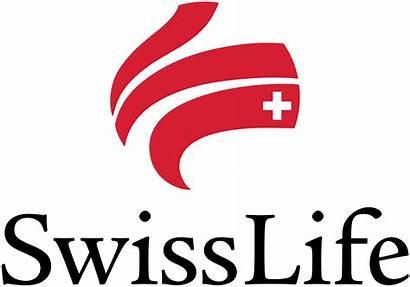 Swiss Logos Swisslife Transparent Clickable Sizes Them