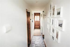 Door and Hallway Makeover
