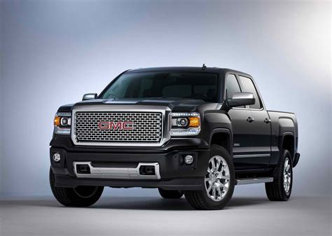 2014 Gmc Sierra Denali Review, Specs, Mpg & Towing