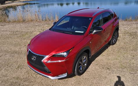 2015 Lexus Nx200t F Sport Review