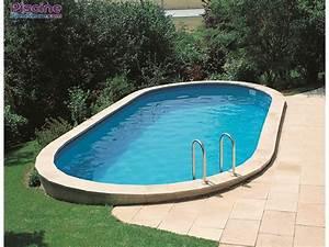 Piscine En Acier : piscine acier enterr e gr sumatra ~ Melissatoandfro.com Idées de Décoration