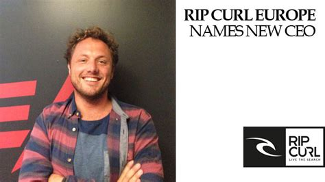 Wilco Prins Appointed New Ceo Of Rip Curl Europe