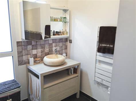 credence pour salle de bain maison design bahbe