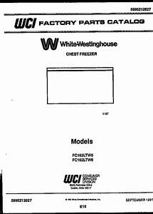 White-westinghouse Chest Freezer