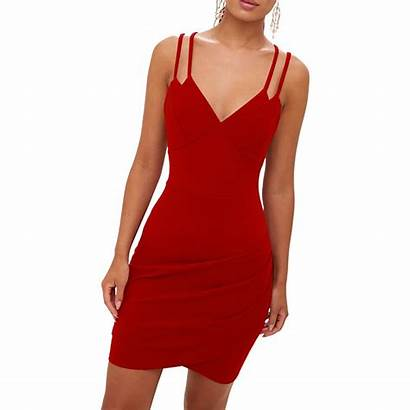 Short Casual Dresses Sunlify Backless Slim Lady