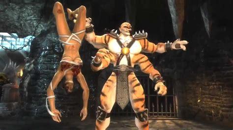 Mortal Kombat 9 Mk 2011 Kintaro All About Hd