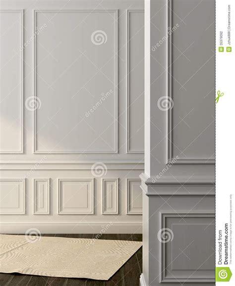 classic interior stock illustration illustration of