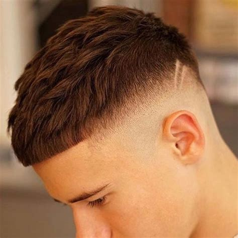 French Crop Haircut   Men's Hairstyles   Haircuts 2018