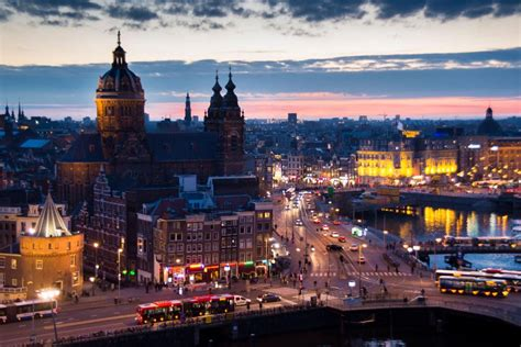 amsterdam where to find the best summer nightlife