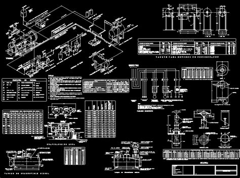 steam generator dwg detail  autocad designs cad
