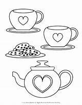 Tea Coloring Pages Printable Fancy Nancy Cup Colouring Sheets Preschool Getcolorings Printables Forka Info sketch template
