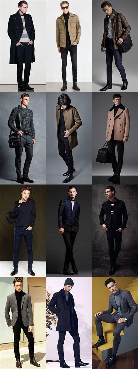 Classic Men Autumn Winter Boot Styles Chelsea